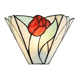 Tiffany Wandleuchte Tulip