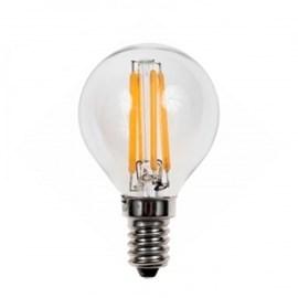 Wiva Wire Led Kogellamp 4W E14 2500K Helder 350 Lumen 10 stuks