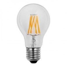 Wiva Wire Led Kogellamp 6W E27 2500K Helder 580 Lumen 10 stuks