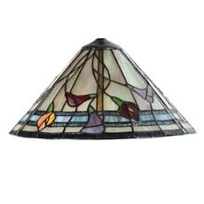 Glasschirm Tiffany Calla