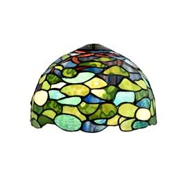 Einzeln Glasschirm Tiffany Hortensie