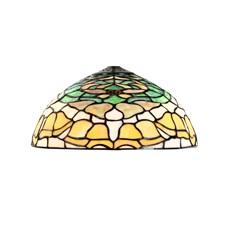 Einzeln Glasschirm Tiffany Campanula