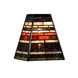 Einzeln Glasschirm Tiffany Industrial small