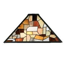 Einzeln Glasschirm Tiffany Fallingwater