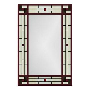 voorbeeld van een van onze Spiegeln