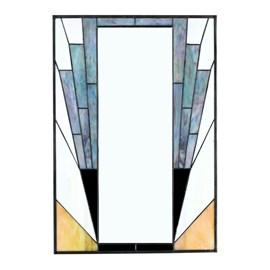 French Art Deco Spiegel