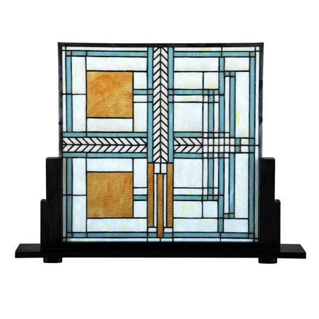 Frank Lloyd Wright Tiffany Paneel