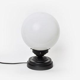 Niedrige Tischlampe Kugel Ø 20 Moonlight