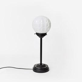 Schlanke Tischlampe Artichoke Moonlight