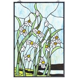 Gänseblümchen Tiffany-Panel