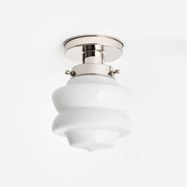 Deckenlampe Small Top 20's Nickel