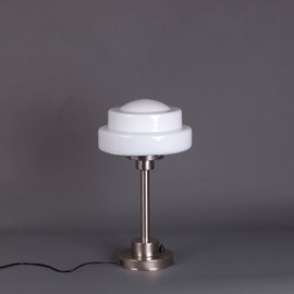 Tischlampe Semi-Round Stepped Globe