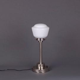 Tischlampe High button