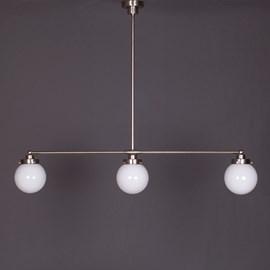 Hängelampe 3-Lichter mit Globe in 3 sizes