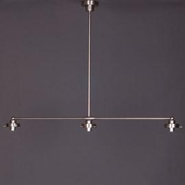 Hängelampe 3-Lampen Armatur