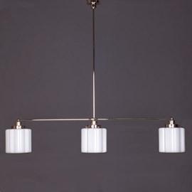 Hängelampe 3-Lichter mit Glasschirm Kramer