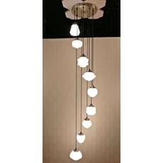 9-Lichter Vide Lampe / Kronleuchter