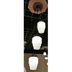 3-Licht Vide Lampe / Kronleuchter