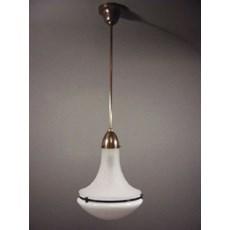 Wissmann Lampe in Opal und/ oder Geätzt Glas