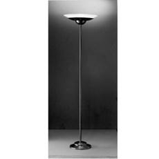 Stehlampe mit Metall Lampenschirmhalter