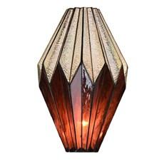 Glasschirm Tiffany Origami
