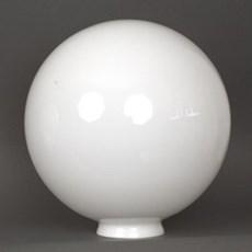 Glaskappe Kugel 450 Opal