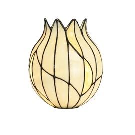 Einzeln Glasschirm Tiffany Nature Offen