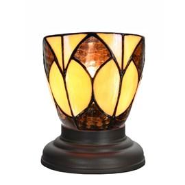 Niedrige Tiffany Tischlampe Parabola small